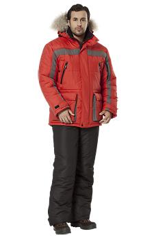 Куртка утепленная «Формат»