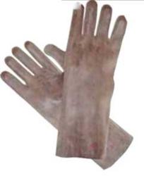 003160 Перчатки диэлектрические штаниованные