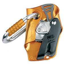 156175 Блокирующее устройство Asap с карабином Ok Triact B7I