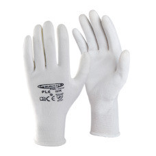 Перчатки полинейл pl6 wh