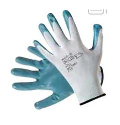 047309 Перчатки нейлоновые с нитрилом