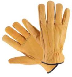 154473 Перчатки кожаные «Сибирь»