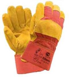 052419 Перчатки «Сибирь» комбинированные утепленные