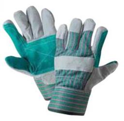 022608 Перчатки спилковые усиленные «Докер»