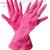 001008 Перчатки резиновые хозяйственные «Лотос