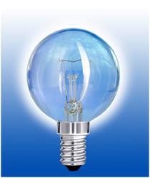 Лампа накаливания декоративные в шаровой колбе
