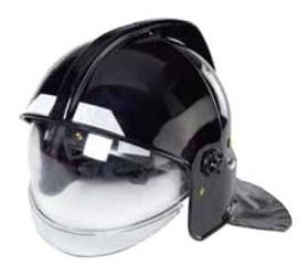 058891 Шлем пожарный ШПМ