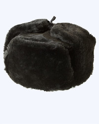Шапка-ушанка (натуральный мех)