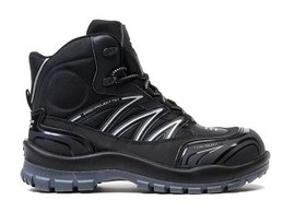 066306 Ботинки MOSS утепленные