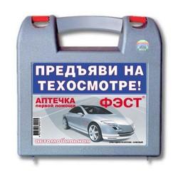 070267 Автомобильная аптечка «ФЭСТ»