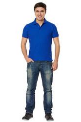 Рубашка-поло с манжетами